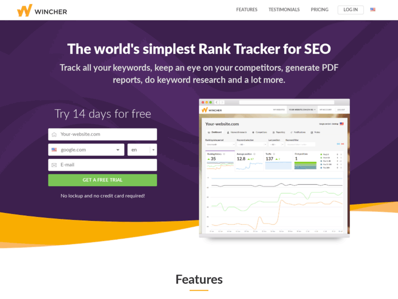 Rank Tracker — Affordable and reliable SEO tools